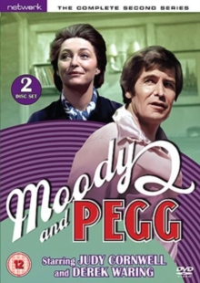 Moody and Pegg: Series 2, DVD  DVD