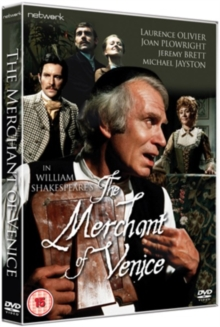 The Merchant of Venice, DVD DVD