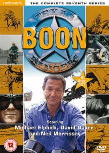 Boon: The Complete Series 7, DVD  DVD