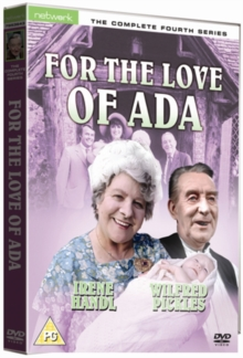 For the Love of Ada: The Complete Fourth Series, DVD  DVD