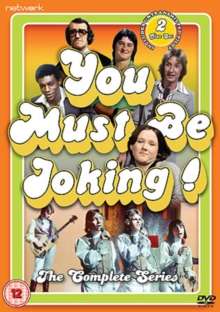 You Must Be Joking: The Complete Series, DVD  DVD