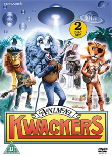 Animal Kwackers: The Complete Series, DVD  DVD