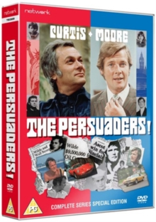 The Persuaders: Complete Series, DVD DVD
