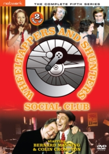 The Wheeltappers and Shunters Social Club: Series 5, DVD DVD
