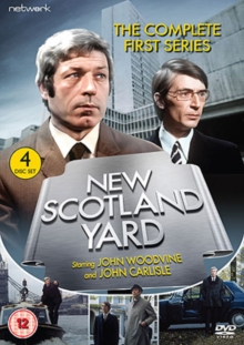 New Scotland Yard: The Complete First Series, DVD  DVD