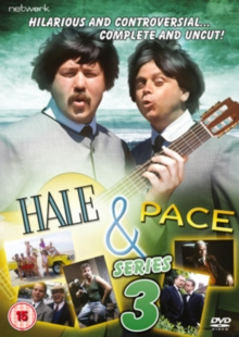Hale and Pace: The Complete Third Series, DVD  DVD
