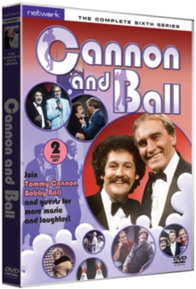 Cannon and Ball: The Complete Sixth Series, DVD  DVD