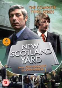 New Scotland Yard: The Complete Third Series, DVD  DVD