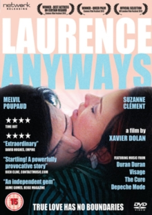 Laurence Anyways, DVD  DVD