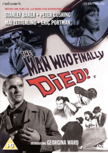 The Man Who Finally Died, DVD DVD