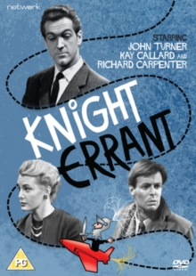 Knight Errant Limited, DVD  DVD