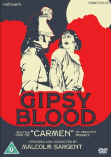 Gipsy Blood, DVD  DVD