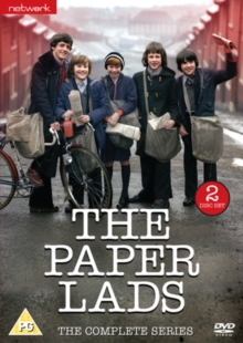 The Paper Lads: The Complete Series, DVD DVD