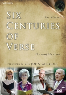 Six Centuries of Verse: The Complete Series, DVD  DVD