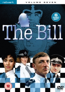 The Bill: Volume 7, DVD DVD
