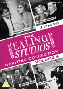 Ealing Studios Rarities Collection: Volume 6, DVD  DVD