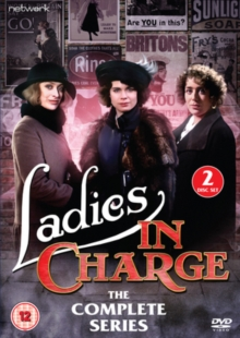 Ladies in Charge: The Complete Series, DVD  DVD