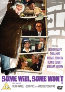 Some Will, Some Won't, DVD  DVD