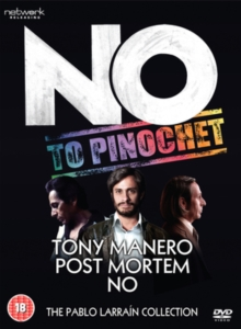 NO to Pinochet: The Pablo Larraín Collection, DVD  DVD