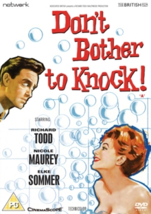 Don't Bother to Knock, DVD  DVD