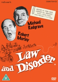 Law and Disorder, DVD  DVD