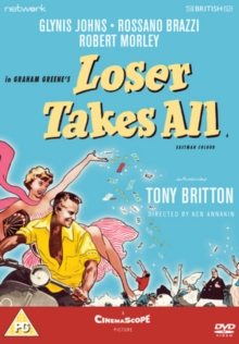 Loser Takes All, DVD  DVD