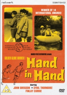 Hand in Hand, DVD  DVD
