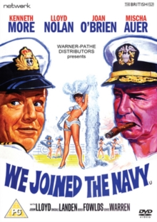 We Joined the Navy, DVD  DVD