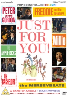 Just for You, DVD  DVD