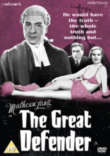 The Great Defender, DVD DVD