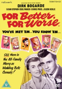 For Better, for Worse, DVD  DVD