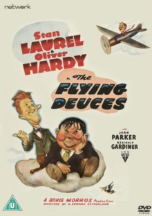 Laurel and Hardy: The Flying Deuces, DVD  DVD