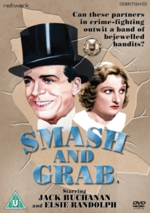 Smash and Grab, DVD  DVD