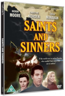 Saints and Sinners, DVD  DVD