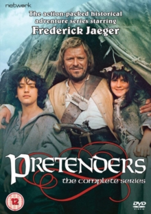 The Pretenders: The Complete Series, DVD DVD