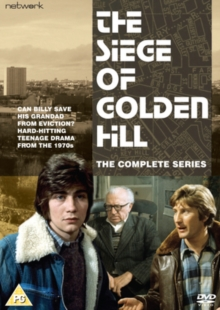 The Siege of Golden Hill: The Complete Series, DVD DVD