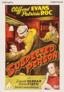 Suspected Person, DVD DVD