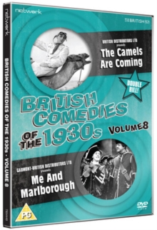 British Comedies of the 1930s: Volume 8, DVD DVD
