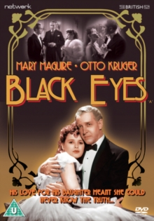 Black Eyes, DVD DVD