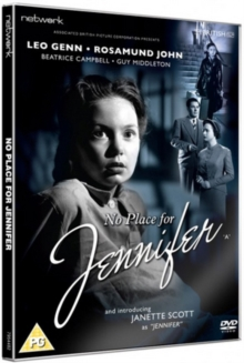 No Place for Jennifer, DVD DVD