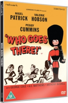 Who Goes There!, DVD DVD