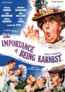 The Importance of Being Earnest, DVD DVD