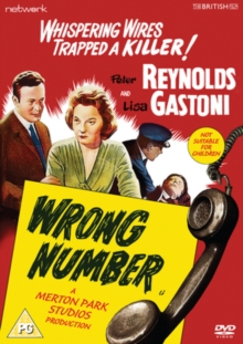 Wrong Number, DVD DVD