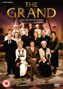 Grand: The Complete Series, DVD DVD