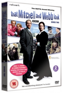 That Mitchell and Webb Look: Series 2, DVD DVD