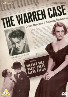 Warren Case, DVD DVD