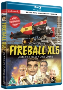Fireball XL5: A Day in the Life of a Space General, Blu-ray  BluRay
