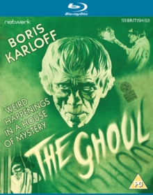 The Ghoul, Blu-ray BluRay