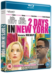 2 Days in New York, Blu-ray  BluRay