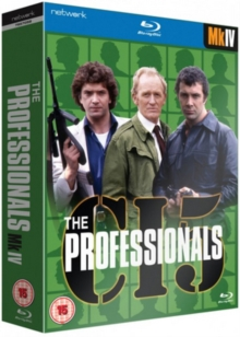 The Professionals: MkIV, Blu-ray BluRay